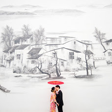 Wedding photographer Ping Lu (xslp2004). Photo of 21.07.2015