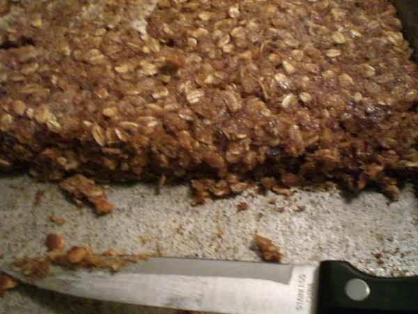 Oatmeal Cookiecake