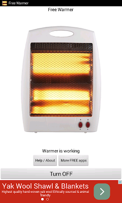 Free Warmer - screenshot
