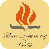 Dictionary and Bible