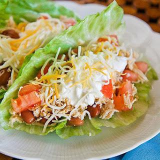 Slow-Cooker Chicken Tacos