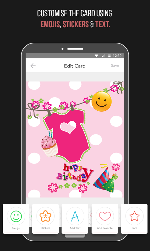 Greeting Cards For All Occasions : The Card Shop - Android Apps on ...