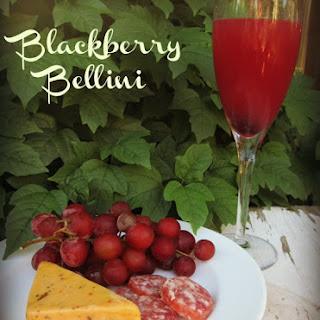 Blackberry Bellini