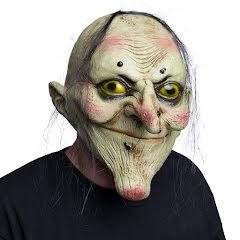 Mask, Häxa grön