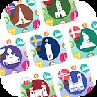 7 langues d'Europe du Nord icon
