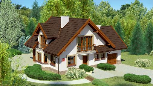 projekt Dom przy Cyprysowej 14
