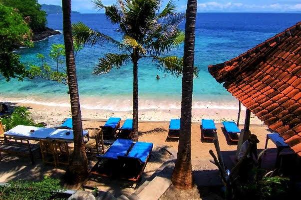 Blue Lagoon Beach