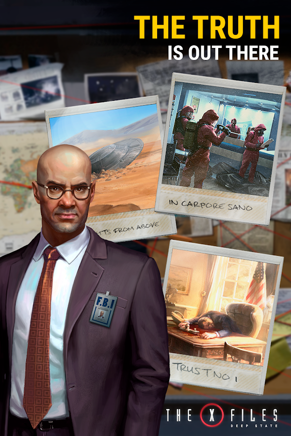 The X-Files: Deep State - Hidden Object Adventure- screenshot
