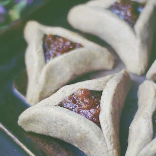 Apricot Hamantaschen Cookies