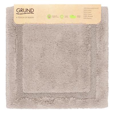 Коврик для туалета Grund Natur тауп 60х60 см