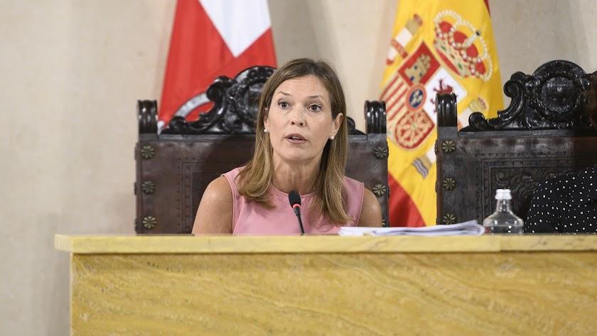 Ana Martínez Labella.