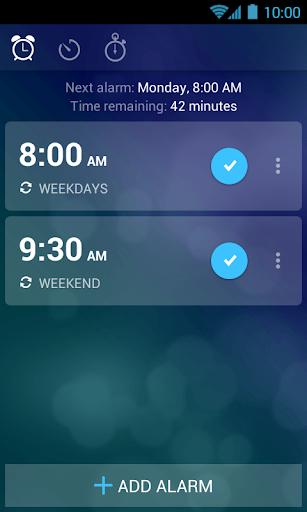 Alarm Clock Xtreme Timer