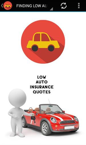 玩免費遊戲APP|下載Low Auto Insurance Quotes app不用錢|硬是要APP