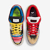 sb dunk low what the paul