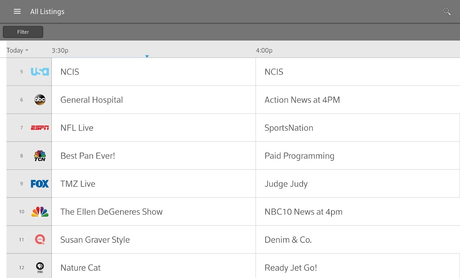 XFINITY TV Remote - Android Apps on Google Play