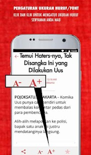 PojokSatu.id - Read News with Other Facts- screenshot thumbnail