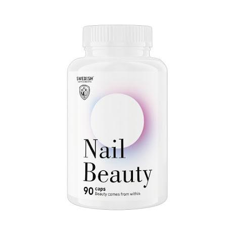Swedish Supplements Nail Beauty - 60 caps