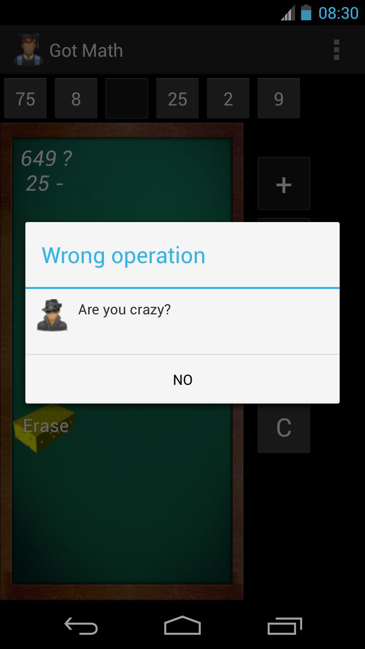 Скриншот Got Math