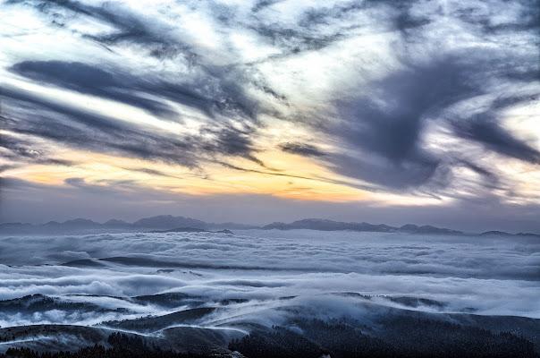 Quando le nuvole conquistano la terra di alessandro_bello