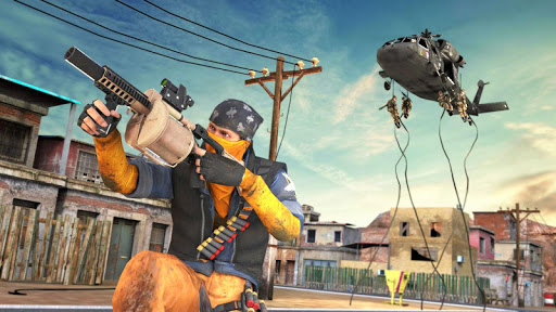 Battle Royale : Unknown Survival Squad Mobile 1.0 screenshots 4