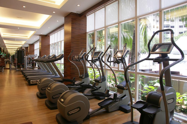Gym at Anthony Rd Residences, Orchard Road