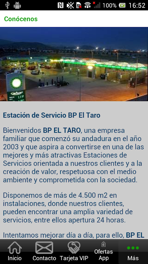BP El Taro- screenshot