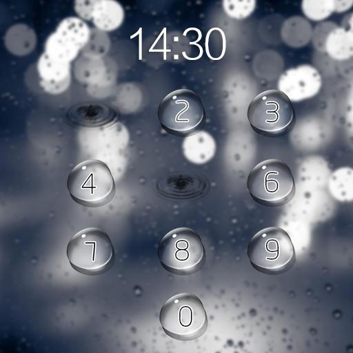 AppLock Rain 天氣 App LOGO-硬是要APP