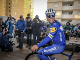 """Gilbert en Lampaert maken zich op voor eerste koers: """"Hellende parcours bevalt onze ploeg"""""""