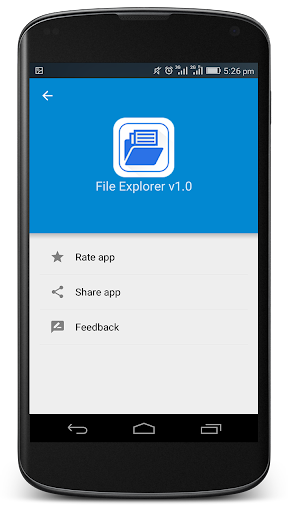 File Explorer 1.04 screenshots 10