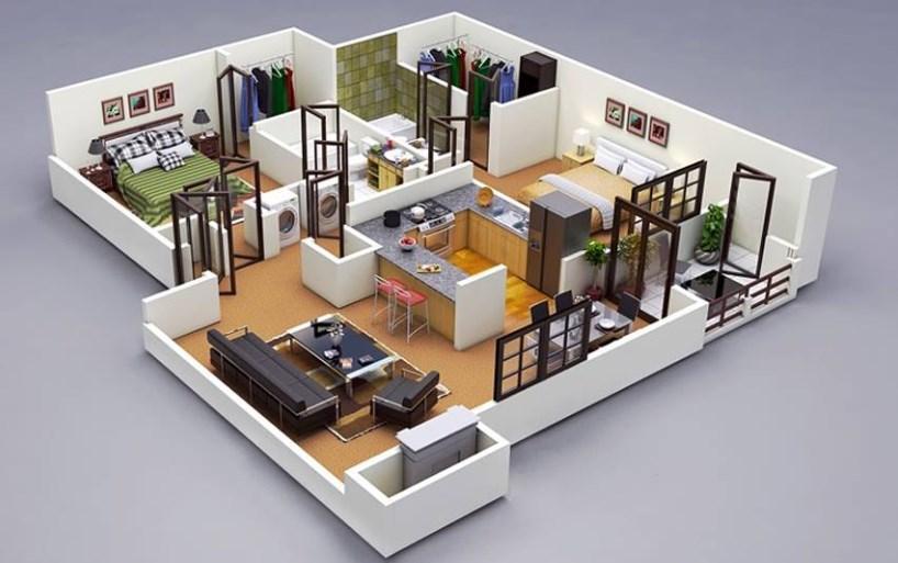 Floor Plan 3D  screenshotFloor Plan 3D   Android Apps on Google Play. 3d House Interior Design. Home Design Ideas