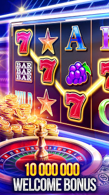 Slots - Huuuge Casino: Free Slot Machines Games - screenshot