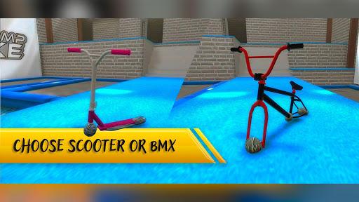 Code Triche Ti: Tramp Bike Lite APK MOD (Astuce) screenshots 3