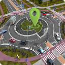 GPS Traffic Driving Route Finder Map Direction Fre APK