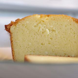 Ricotta Pound Cake.
