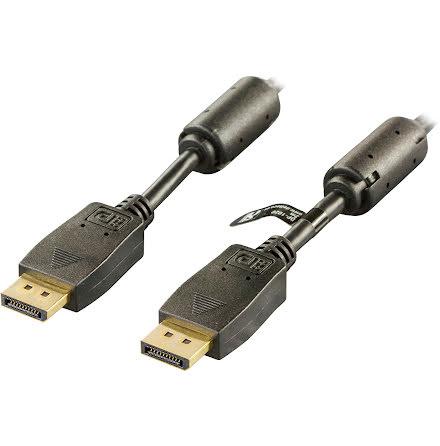 DisplayPort 20-pin ha-ha 1m