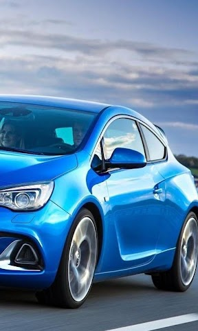 android Wallpapers Opel Astra OPC Screenshot 1