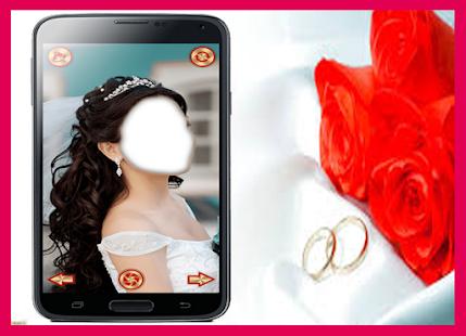 Coiffure de mariage pour les filles 2018 - náhled