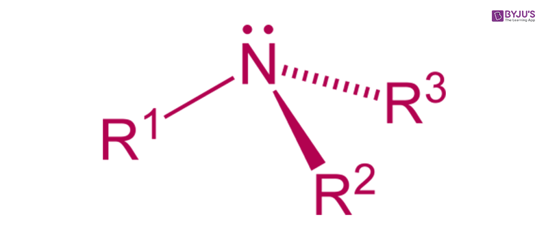 Amine Structure