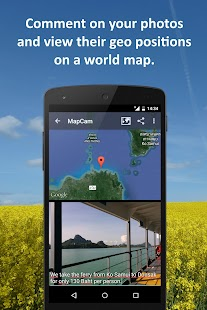 MapCam - Geo Camera & Collages- screenshot thumbnail