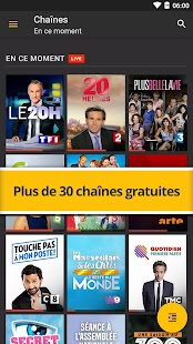 Télécharger Molotov.tv Android : TV en direct et Replay (gratuit)