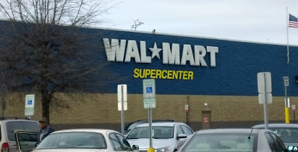 Photo: For this shopping trip, I went to Walmart looking for a few items to make a healthy lunch for my daughter. I was specifically looking for Tyson Grilled & Ready Chicken. I had a special pizza recipe in mind that I planned to make. My husband accompanied me and found us a good parking spot near the front.
