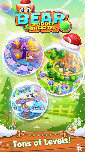 Bear Pop -  Bubble Shooter screenshots 13