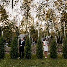 Wedding photographer Mіra Osachuk (miraosachuk). Photo of 04.10.2018