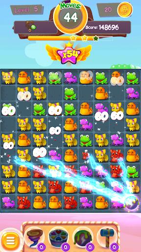 果凍寵物:驚人的第3場比賽