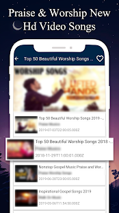 Praise & Worship Songs: Gospel Music & Song Videos for PC / Windows