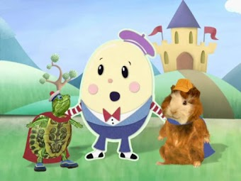Save Humpty Dumpty!/Save the Meerkats!