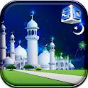 Allah-o-Akbar Live Wallpaper icon