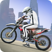Furious City Moto Bike Racer 3