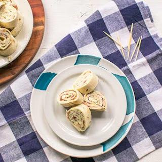 Turkey Ranch Tortilla Pinwheels Recipe