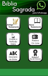 Biblia Sagrada JFA Grátis para Whatsapp Offline - náhled